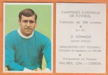Manchester City David Connor 211